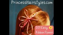 Cute Hairstyles for Spring Hairstyles Ribbon Flower And Shamrock For Teens 2015