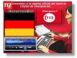 EMERGENCIAS 112 - Servicio de Emergencia en Alemania y Europa (lo que le falta al 066)