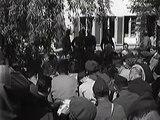 Hermann Goering Press Conference Shortly After His Arrest 5-16-1945
