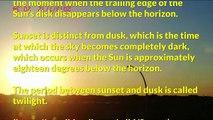 2013-07-12 Regina today (Sunset, Twilight, Dusk) the living sky. w/ Gene's 'Sailor's Lullaby'