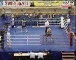 Makowski vs' Różański - Mistrzostwa Polski LowKick K-1 2008