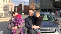 Land Rover Discovery Sport   first drive review of the new baby Land Rover
