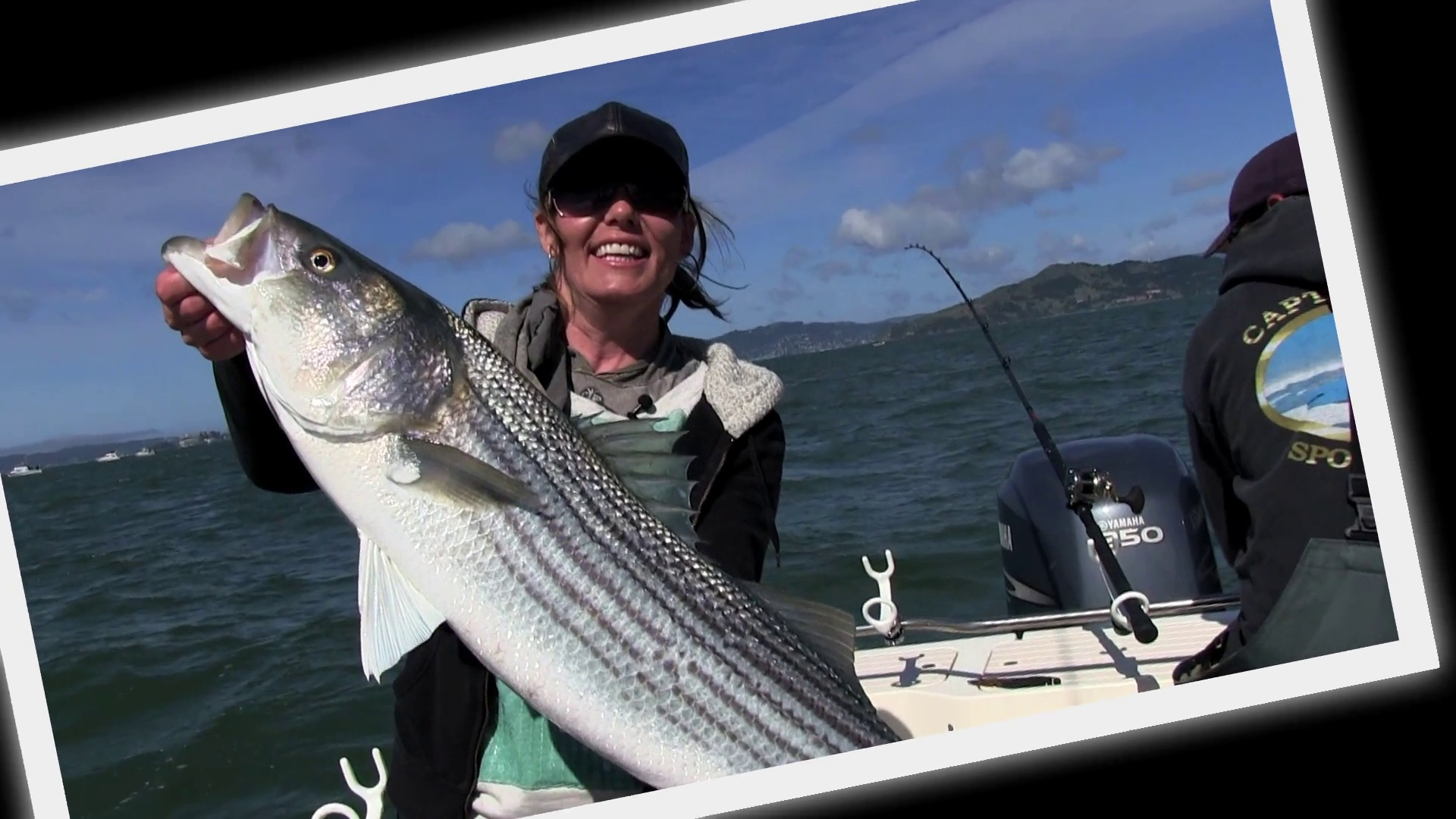 Halibut and Striped Bass fishing in the San Francisco Bay with Captain Jason of Longfin Sport Fishing