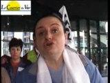 Grève ANPE Manifestation à Toulon