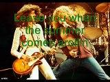 Led Zeppelin - Babe I'm Gonna Leave You lyrics
