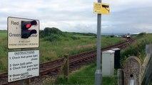 Northern Ireland Railways - CAF 4000 - Dhu Varren