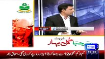 ▶ Haroon Rasheed Telling The Big Corruption Of Information Minister Parvez Rasheed