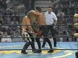 Chris Benoit vs Chris Jericho