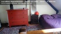A louer - appartement - REIMS (51100) - 2 pièces - 25m²