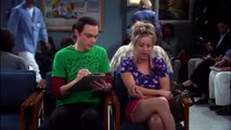 The Big Bang Theory Sheldon und Penny im Krankenhaus/German