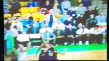 Celtics Paul Pierce Tribute In-Game vs Brooklyn