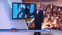 Cidade Alerta 05 06 2015 Jovem que conheceu Madonna tem perna amputada após ser baleado no RJ