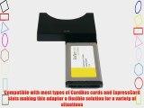 StarTech.com ExpressCard to CardBus Laptop Adapter CB2EC