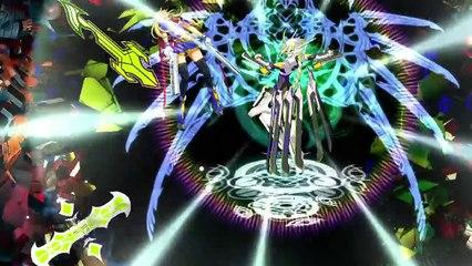 BlazBlue Chrono Phantasma EXTEND Trailer de BlazBlue: Chrono Phantasma Extend