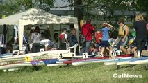 Mormanno :: 13/05/2012 :: Interregionale di Canoa Giovani nelle acque del lago Pantano.