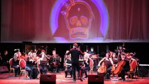 """Technical Itch -  """"Era"""". Live drum and bass with orchestra."""