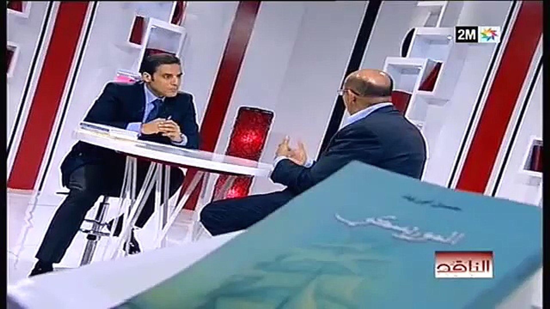 رواية الموريسكي لحسن أوريد على برنامج الناقد