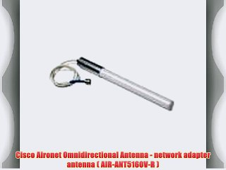 New Cisco Omnidirectional Network Adapter Antenna AIR-ANT5160V-R