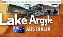 """Best free camping spot"" Georgeescape's photos around Lake Argyle, Australia (western australia)"