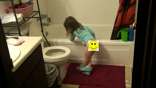 My Four Year Old With Cerebral Palsy Used The Potty All By Herself!