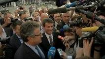 Congrès du PS : Manuel Valls en position de force