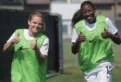 Coupe du Monde Féminine : les Bleues à Moncton pour France-Angleterre !