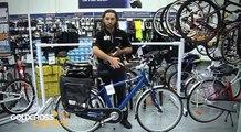 Bikes panniers and racks explained.