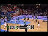 Queens Of Hoops - Drill - Iziane Castro Marques three point shot
