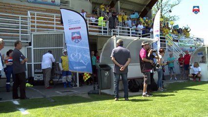 Les finales des coupes Rhône-Alpes de football (REPLAY)