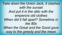 Billy Bragg - Take Down The Union Jack Lyrics_1