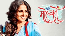 Vidya Balan's SPECIAL Appearance In 'Yeh Hai Mohabbatein' | Hamari Adhuri Kahani | Star Plus