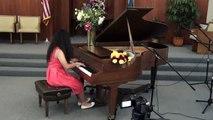 Michelle Zhao(15yrs) - Chopin Etude Op.10 #9 (Chopin)