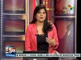Portales informativos destacan violencia en proceso electoral mexicano