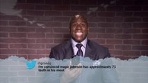 NBA Players Read More 'Mean Tweets' in Jimmy Kimmel show feat. Tony Parker, LeBron James, Magic Johnson...