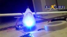HobbyKing Bixler V1 - Build, Mods & Maiden Flight