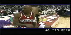 Worst slam dunks in the slam dunk competition