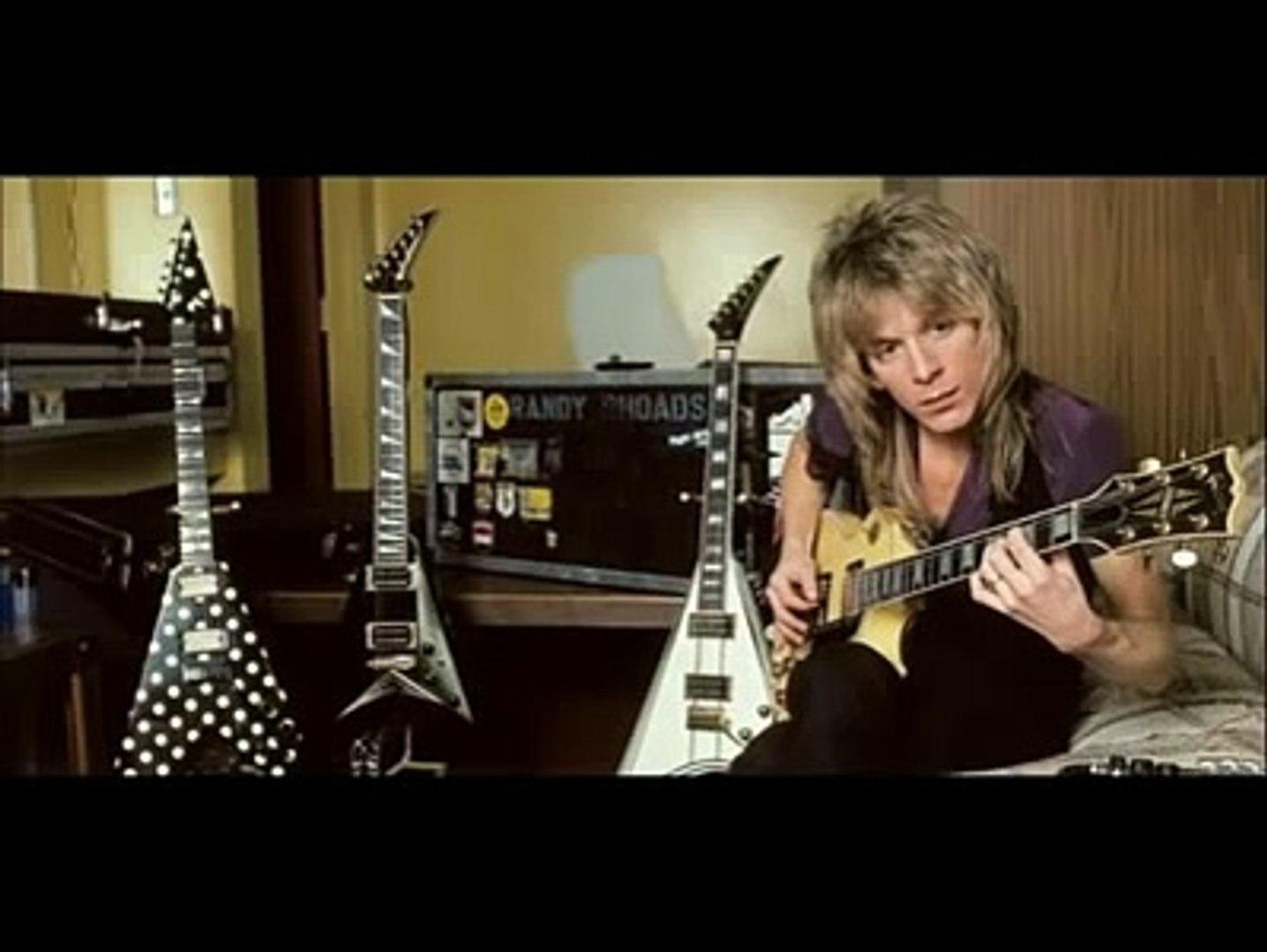 Flying High Again Randy Rhoads Isolated Guitar Track no Ozzy, Bob or Le