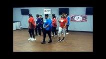 Bikers Shuffle Line Dance - INSTRUCTIONS