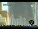 World Trade Center Tower caught on tape when Plane Crashes