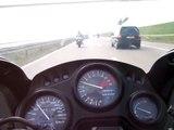 Honda CBR 600F, Suzuki GSX-R 600 '97
