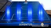 Lineup Juventus _ Juventus vs Barcelona _ Champions League Final 06.06.2015