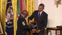 Two WWI heroes receive Medal of Honor