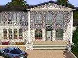 [Sims 3] Mini Stone Mansion