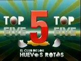 ASI ROMPEN LAS BOLAS LAS MUJERES!!!( EL CLUB DE LOS HUEVOS ROTOS)1-2