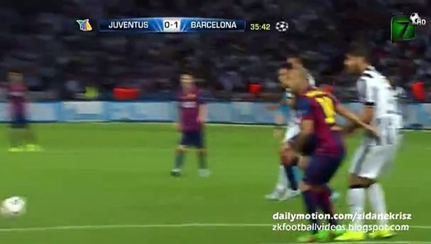 Pogba Penalty Or Dive Juventus Vs Barcelona Champions League Final 06 06 2015 Video Dailymotion