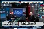 Michio Kaku UFOs Are Real MSNBC Dylan Ratigan Show