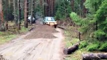 range rover classic 4x4 off-road