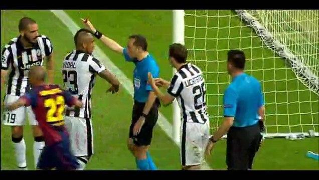 Goal Neymar Annulled - Juventus 1-3 Barcelona - 06-06-2015 Final Champions League