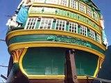 In The Netherlands #12 - Amsterdam Canals Boat Trip (De Barco nos Canais de Amsterdã, Holanda)