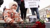 Poroshenko: Nemtsov planned to reveal Russian links to Ukraine conflict